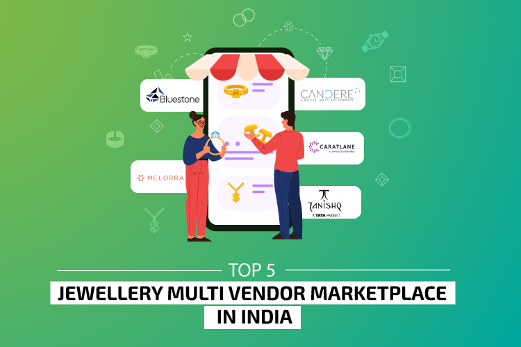 Top 5 Jewellery multi Vendor Marketplace In India