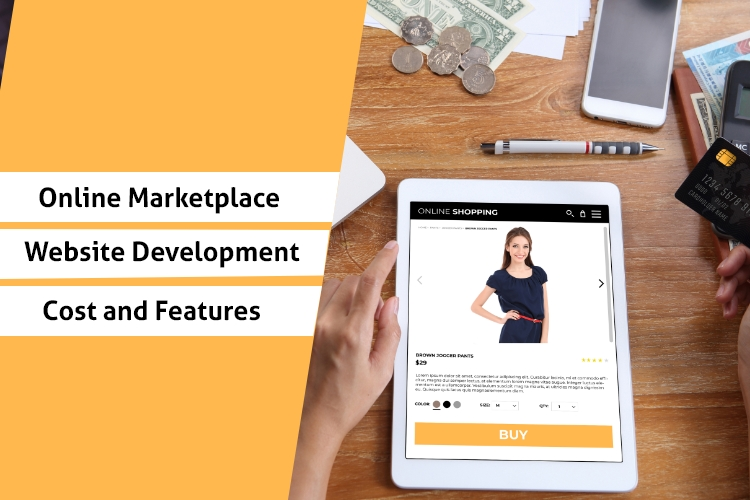 Online Marketplace Website Development Cost and Features