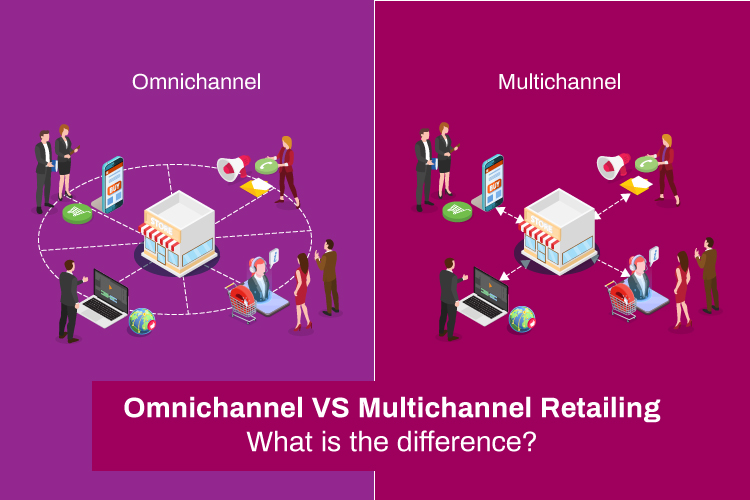Omnichannel Vs Multichannel Retailing: What is the difference?